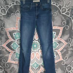 GAP Skinny Ankle Jean's